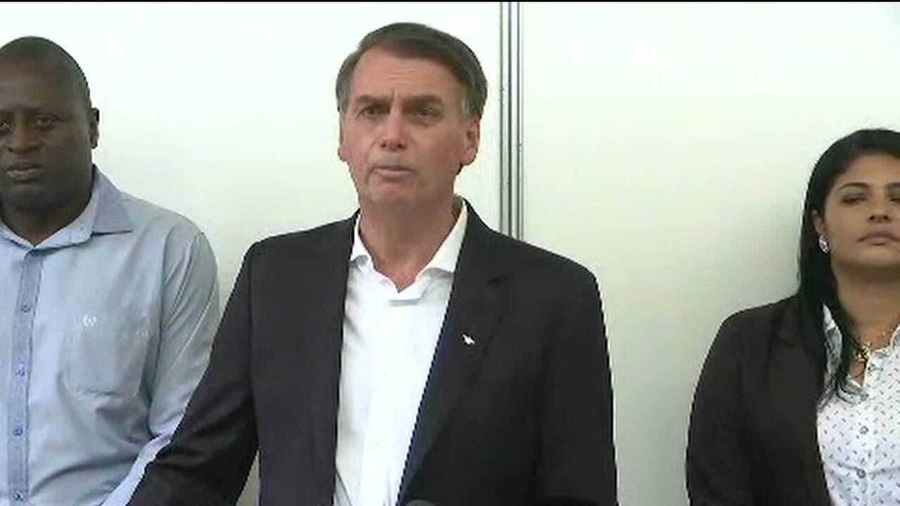 Bolsonaro descarta pressão evangélica em escolha do ministro da Educação