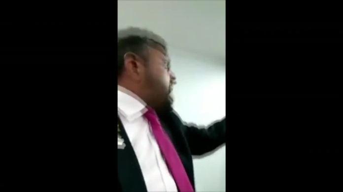 Vereadores brigam após 'banho de café' em Câmara de Vereadores de Cacoal