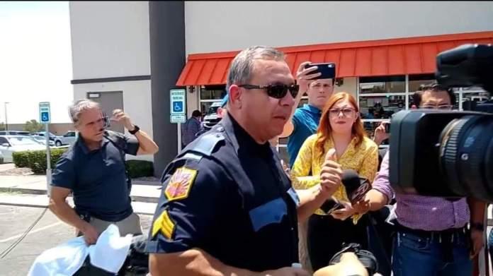 Polícia prende atirador em centro comercial em El Paso, EUA