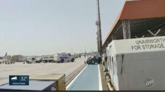 Assalto no Aeroporto de Viracopos deixa 2 baleados e fecha rodovia em Campinas