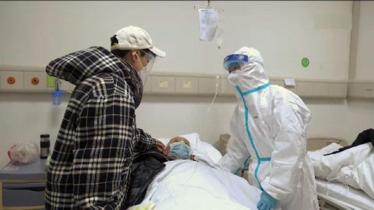 China registra primeira morte por coronavírus em Pequim | Ciência ...