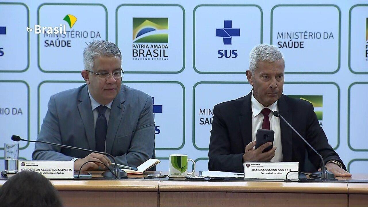 Brasil tem oito casos confirmados de novo coronavírus, diz ...