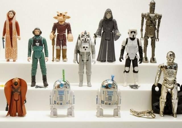 Juguetes de Star Wars en los que invertir  elEconomistaes