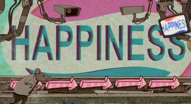 Resultado de imagen para capitalismo falsa felicidad