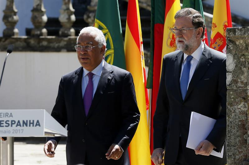 Hasil gambar untuk El lunes arranca la XXIX Cumbre bilateral entre España y Portugal con la cooperación transfronteriza como principal eje