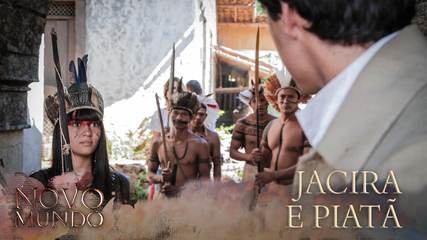 Authors define the love of Jacira and Piatã
