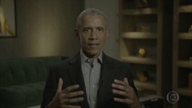 'Conversa com Bial' traz entrevista exclusiva com Obama