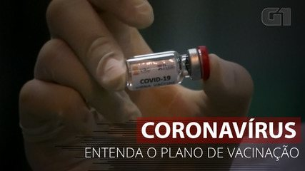 VÍDEO: Entenda o plano de vacinação contra Covid-19 proposto pelo Ministério da Saúde