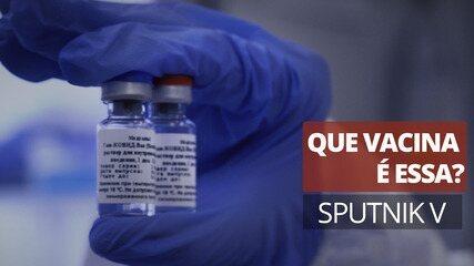 Que vacina é essa? Sputnik V