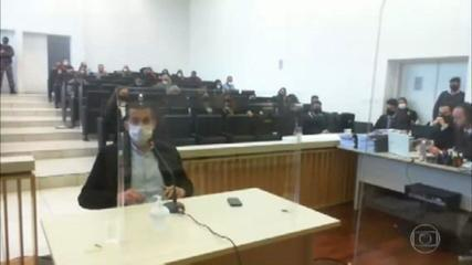 Luis Felipe Manvailer é condenado por matar a mulher, Tatiane Spitzner, no Paraná