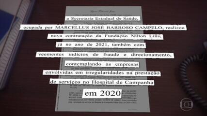 Polícia Federal apura suposto desvio no Amazonas