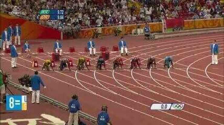 Top 10: melhores provas de 100m das Olimpíadas