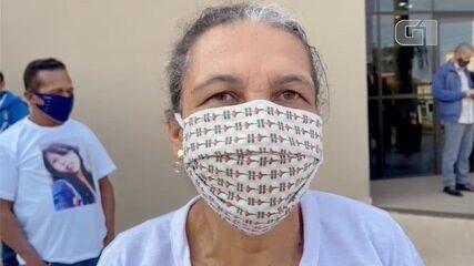 Mãe de Carla, vítima de feminicídio em Campo Grande, fala sobre 'ansiedade' e confiança