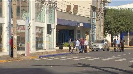 Federal Police takes over investigations in Araçatuba;  suspect is arrested in Campinas