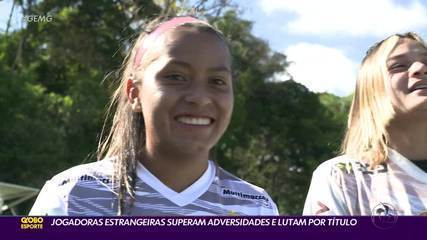 As with the men's team, Atlético's women's team is full of foreigners in the squad