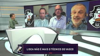 SporTV selection analyzes Lisca do Vasco's output