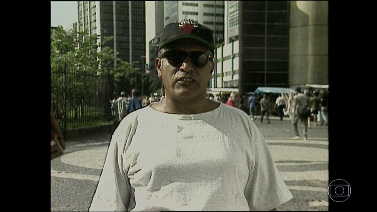 Tim Lopes recebe homenagens após 15 anos de sua morte