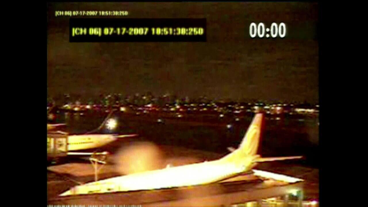 Desastre com avio da TAM que deixou 199 mortos em So