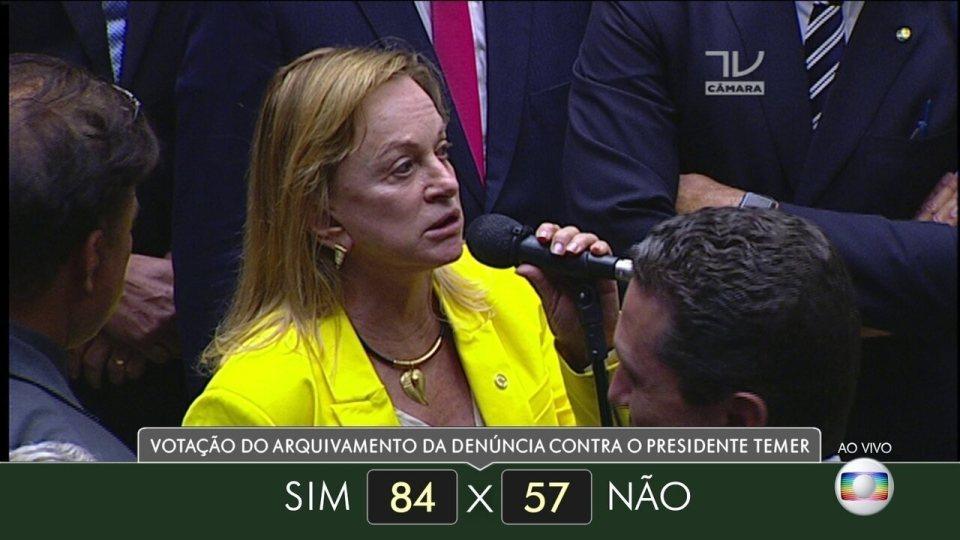 Veja como votaram dos deputados do estado de Goiás