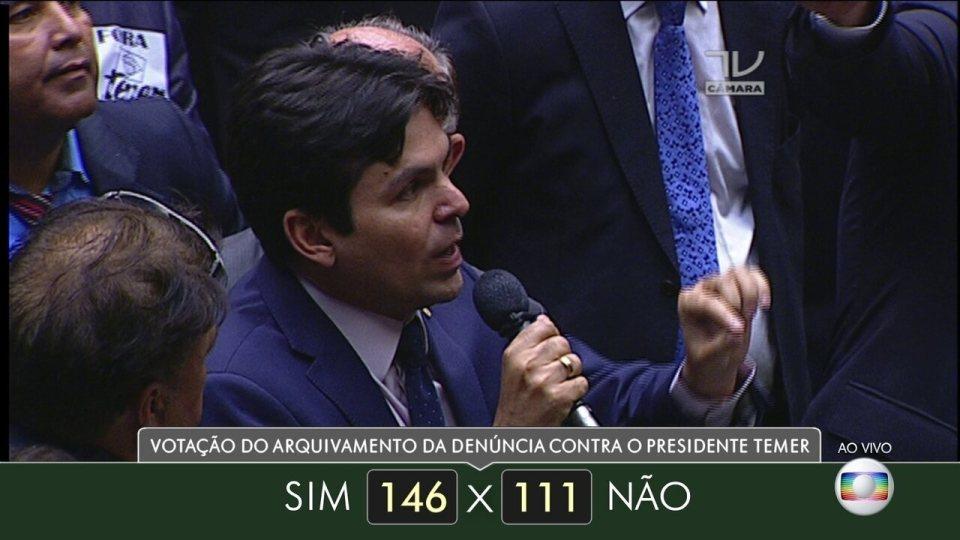 Veja como votaram dos deputados do estado do Maranhão