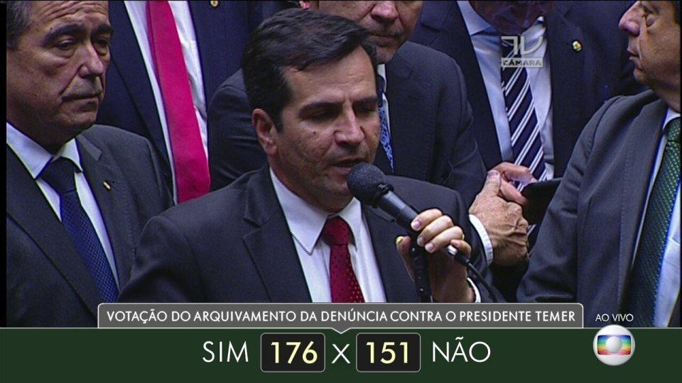 Veja como votaram dos deputados do estado do Espírito Santo