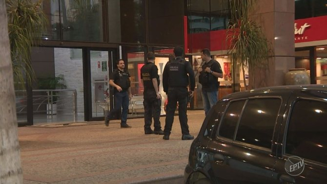 Polícia Federal ouve 18 presos na Operação Rosa dos Ventos