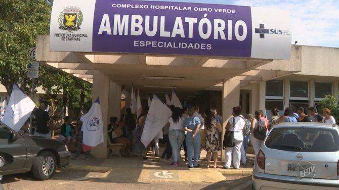 Funcionários do Ouro Verde estão em greve