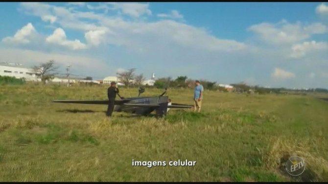 Piloto fica ferido após incidente no Aeroporto dos Amarais, em Campinas