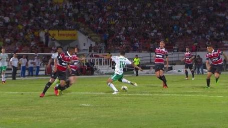Resultado de imagem para Santa Cruz 2x3 Palmeiras