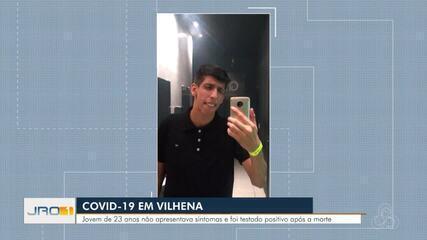1º morte por COVID-19 é registrada em Vilhena