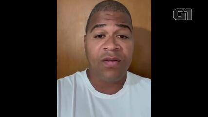 Sobrinho de Agnaldo Timóteo confirma falecimento do cantor em postagem nas redes sociais