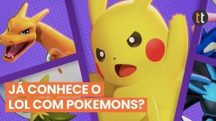 All about Pokemon Unite, Nintendo's new MOBA