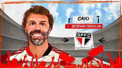 "A Voz da Torcida – Caio: ""I'm a Sunday night game, but 3 fundamental points"""