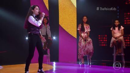 Lua Brunetti sings 'Superstition'