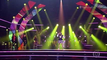 Laís Menezes sings 'Too Gostoso'