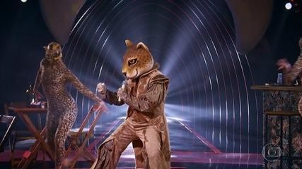 Jaguar sings 'Waiter'
