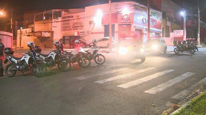 Tentativa de roubo termina em troca de tiros e dois mortos em Campinas