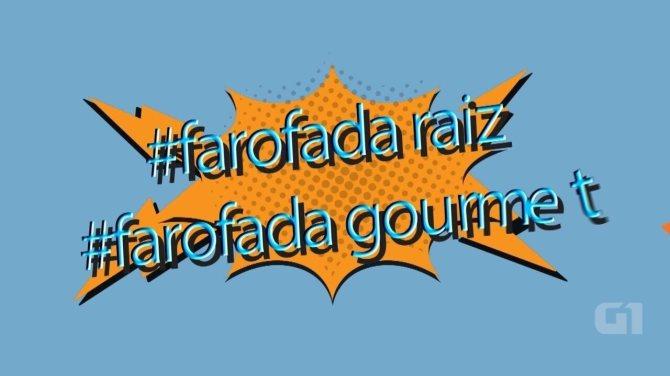 Farofada Gourmet x Farofada Raiz: Veja como é a alimentação dos turistas na praia