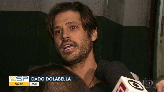 Ator Dado Dolabella é preso em SP por dever pensão alimentícia