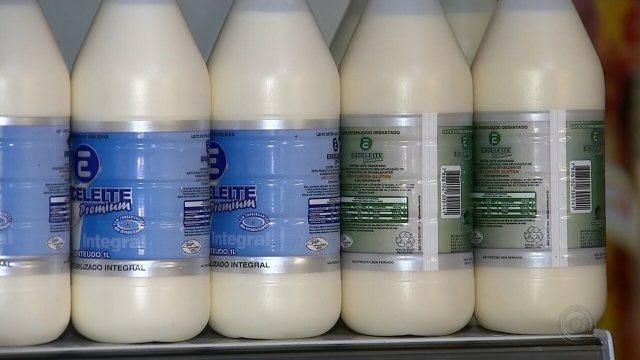 Preço do leite aumenta na região de Itapetininga