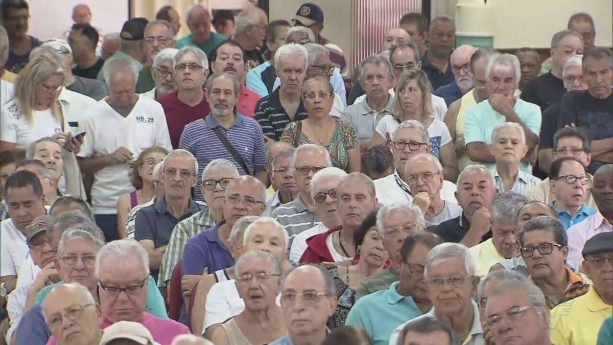 Proposta para evitar falência do Portus é apresentada aos associados