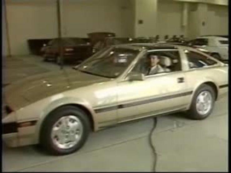 Salão do Automóvel de 1986 teve carros importados e ausência de fabricantes nacionais