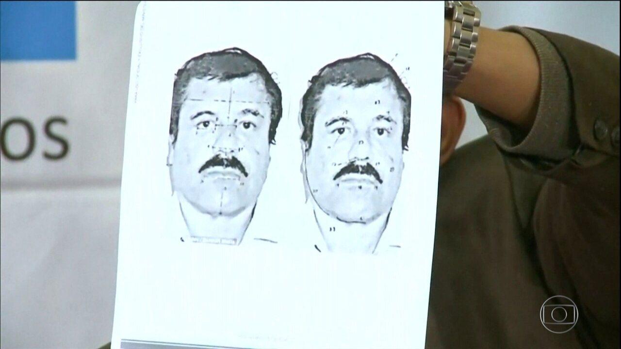 Julgamento do traficante El Chapo começa nesta 2ª feira (5)