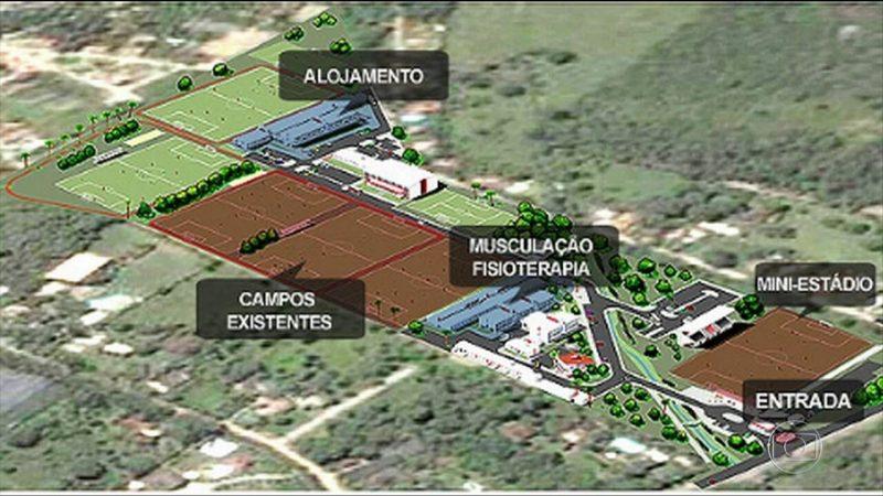 Saiba mais sobre o Ninho do Urubu, centro de treinamento do Flamengo