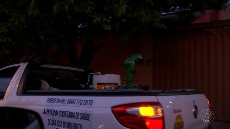 Secretaria da Saúde de Rio Preto intensifica ações de combate ao mosquito da dengue