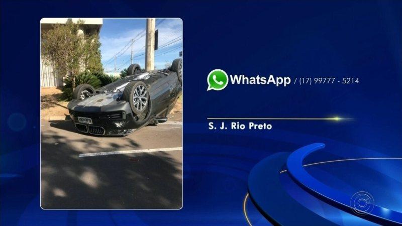 Meia Igor Gomes, do São Paulo, se envolve em acidente de carro no interior paulista