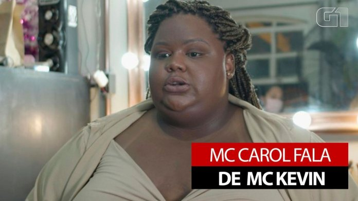 MC Carol mourns the death of MC Kevin and talks about the pitfalls of fame for the young people of the periphery