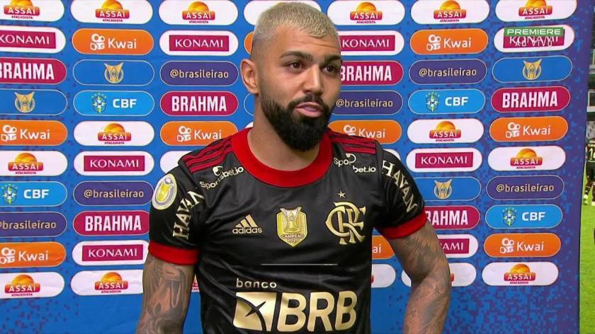 """Gabigol talks about the rout and controversy with members of Santos: """"They messed with the wrong person"""""""