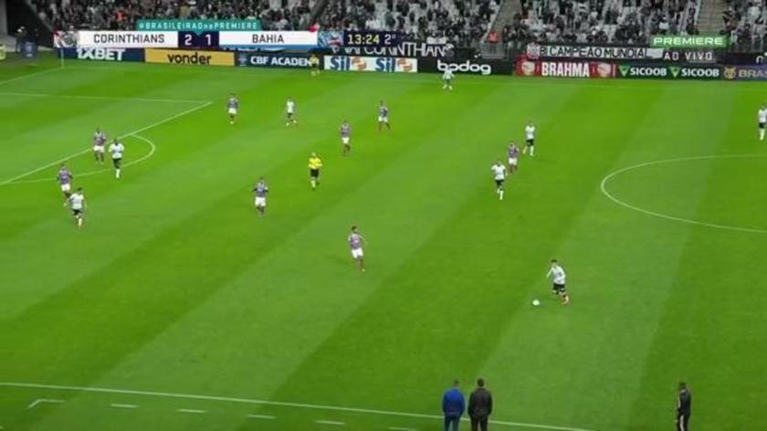 Highlights: Corinthians 3 x 1 Bahia, for the 24th round of the Brasileirão