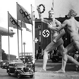 Pompastiškas olimpinis Berlynas